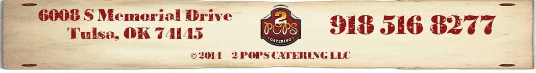 2 POPS CATERING LLC